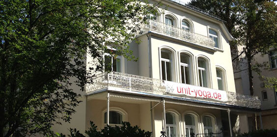 Unser Yogastudio in Wiesbaden