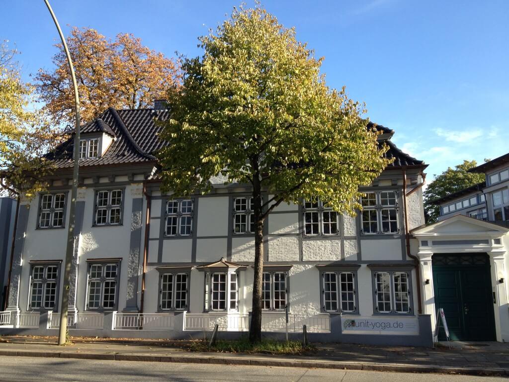 Unser Yogastudio in Hamburg