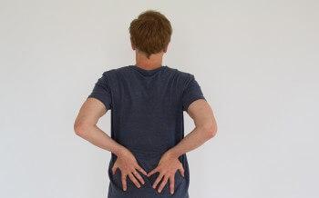 """""""verklebte"""" Faszien können Ursachen für Rückenschmerzen sein"""