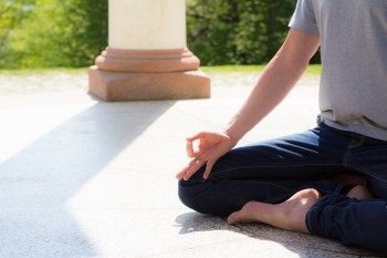 Meditationsitz