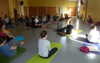 Gaby Mihm, Namaste Yoga Fulda