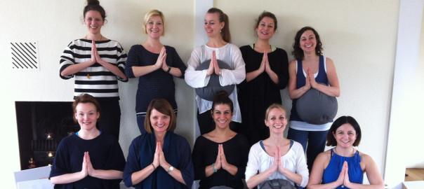 Prenatal Yogalehrer Ausbildung