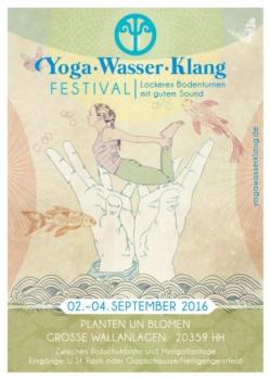 Flyer-YogaWasserKlang